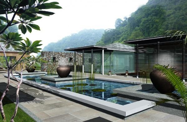 spa resort Pic 1